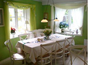 Gaststube in Stellys Hüüs